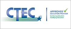 CTEC Approved Education Provider